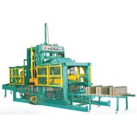 QT5-20B3 concrete blocks making machine