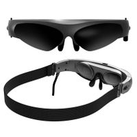 FPV Glasses, Video Glasses, Head-mounted Display, AV output, SUOYONG 922A