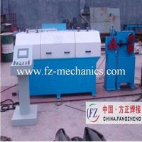 Construction Machinery steel wire straightening and cutting machine