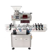 Automatic Tablet / Capsule Counting Machine TC-415