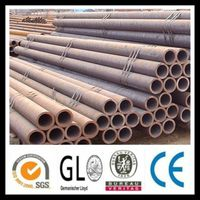 Astm A335 P91 alloy steel seamless pipe for boiler thumbnail image