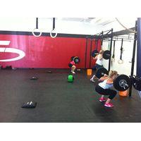 gym rubber floor mat/rubber exercise mat