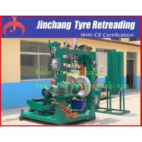 Used Tyre Retreading Machine-Tyre Buffing&Building Machine thumbnail image
