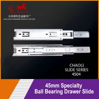 45mm Specialty Ball Bearing Drawer Slide 4504 thumbnail image