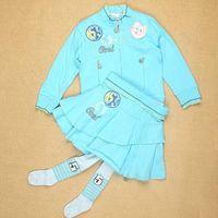 100% cotton Children  sweatsuit