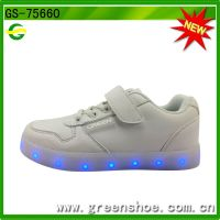 Good selling popular nice sneakers led shoes thumbnail image