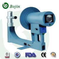 Portable X-ray fluoroscopy instrument