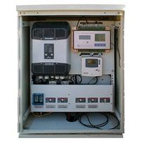 Reserve power control cabinet