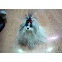 fur craft,furry animal,handmade furry animals