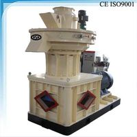 1000kg/h ring die wood pellet mill