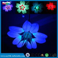 LED inflatable flower for sale thumbnail image
