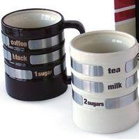 porcelain selector mug