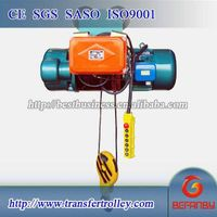 5T Electric Wirerope Hoist
