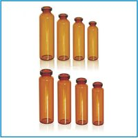 pharmaceutical tubular oral liquid glass vial