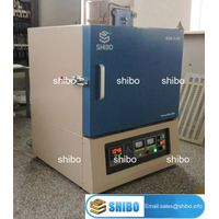 1800 electric chamber muffle furnace