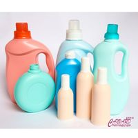 Laundry Detergent bottles, Fabric Softener bottles