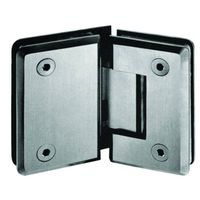 project hardware accessory shower hinge brass door clip stainless steel shower door clip thumbnail image