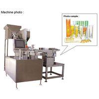 China pharmaceutical machine for Effervescent tablet tube filling machine thumbnail image