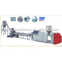 PP,PE recycling and pelletizing line thumbnail image