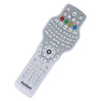 Great HTPC remote control with 2.4G RF mini keyboard Jogball mouse IR learning