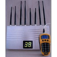 smart cell phone jammer P-4421G8 (two groups of channels work alternately, long working life)