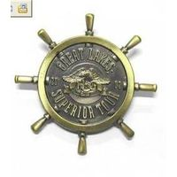Metal customed fashion badge