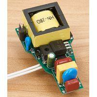 LED downlight drivers 24W, AC 100-260V, DC 37V 600mA, PF 0.9, Hi-pot 1200V, Surge overvoltage 600V thumbnail image