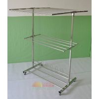 3 Tier Stainless Steel Drying Rack thumbnail image