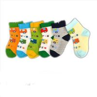 High Quality Cotton Solid Baby Socks thumbnail image