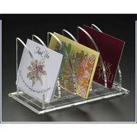 Acrylic CD Rack,Acrylic CD Holder,Acrylic CD Shelf thumbnail image
