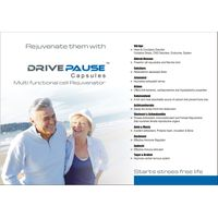 Cap.DrivePause - A Natural supplement for Menopause and Andropause