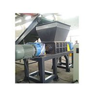 KL-800 Double-Shaft Plastic Shredder Machine