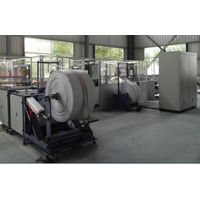Cement Bag Making Machinery-Block Bottom Valve Bag Production Line thumbnail image