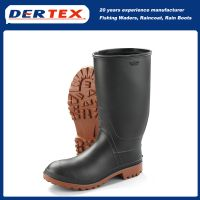 39 Portable Breathable Comfortable Rainwear Fitted Working Rain Boots Bogs thumbnail image