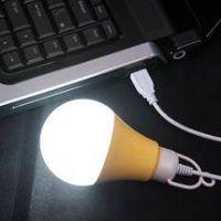 USB Camping LED Bulb