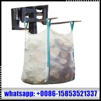 1000kg 1500kg firewood bulk bag with cheap price