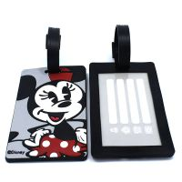 Promotional gifts pvc luggage tag present for travelling suitcase and baggage