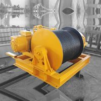 2t-40t Hydraulic Vehicle Recovery Winch Hydraulic with for Sale thumbnail image