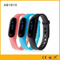 Original Factory Made 10m bluetooth Heart Rate with Call SMS Reminder bluetooth smart bracelet thumbnail image