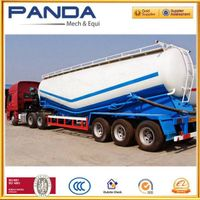 Panda 40CBM 50ton bulk cement trailer for sale