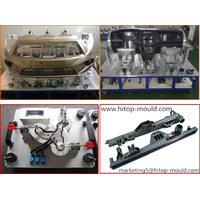 High precision factory make cheap plastic injection mold of Auto Parts accessory components thumbnail image