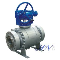 High Pressure 3-PC Forged Steel Trunnion Mounted Ball Valve thumbnail image