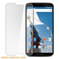 Tempered glass screen protector for Nexus 6