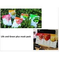 Life and Green plus mask pack