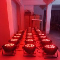 China cheap price RGABW IP65 waterproof led outdoor light,12PCS 5in1 outdoor par led,led color bank thumbnail image