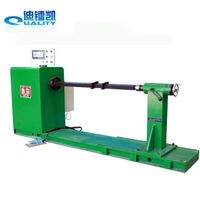 High quality copper wire spool winding machine