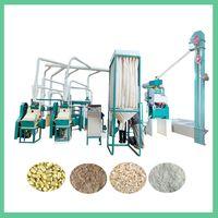 15T Maize Mill Machine