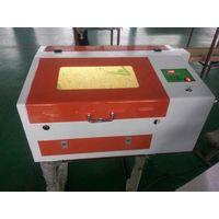 300400mm 340 50w wood laser cutting machine thumbnail image