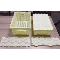 China suppliers custom plastic box mould