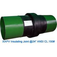isolation joint, insulating joint, insulation joint, pipeline joint, monolithic insulating joint, we
